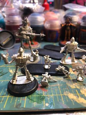 Atomic Tank Miniatures