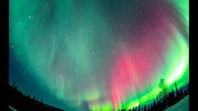 [Video] Aurora Borealis Di Langit Alaska