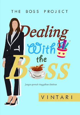 Dealing with the Boss by Vintari Pdf