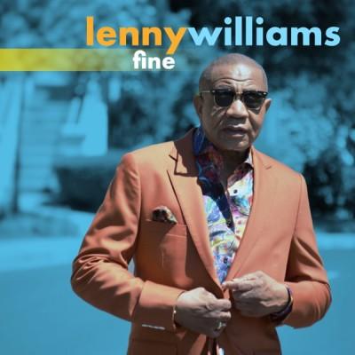 Lenny Williams - Fine (2020) - Album Download, Itunes Cover, Official Cover, Album CD Cover Art, Tracklist, 320KBPS, Zip album