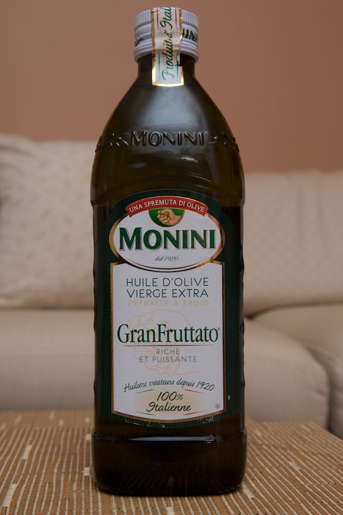 huile olive monini