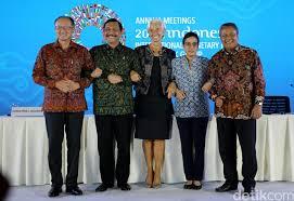 Tindakan Luhut Dan Sri Mulyani Di IMF-WB Tidak Berkaitan Dengan Pilpres