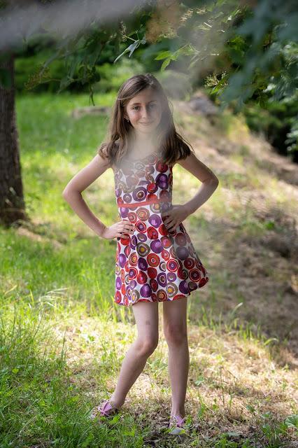 Elleanor de Provence robe spirale