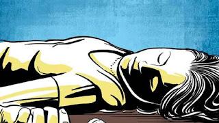 दहेज़ के लोभी पति और सास ने 8 महीने की गर्भवती को मौत के घाट उतारा