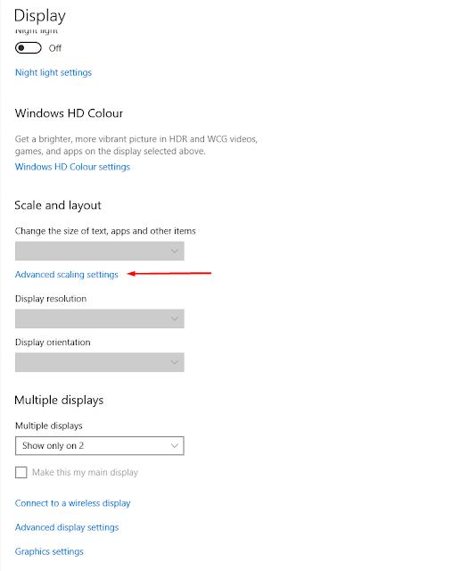 Cara Mengecilkan dan Membesarkan Icon di Windows 10