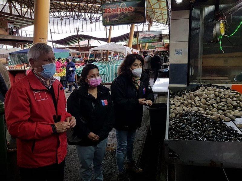 Feria Rahue de Osorno