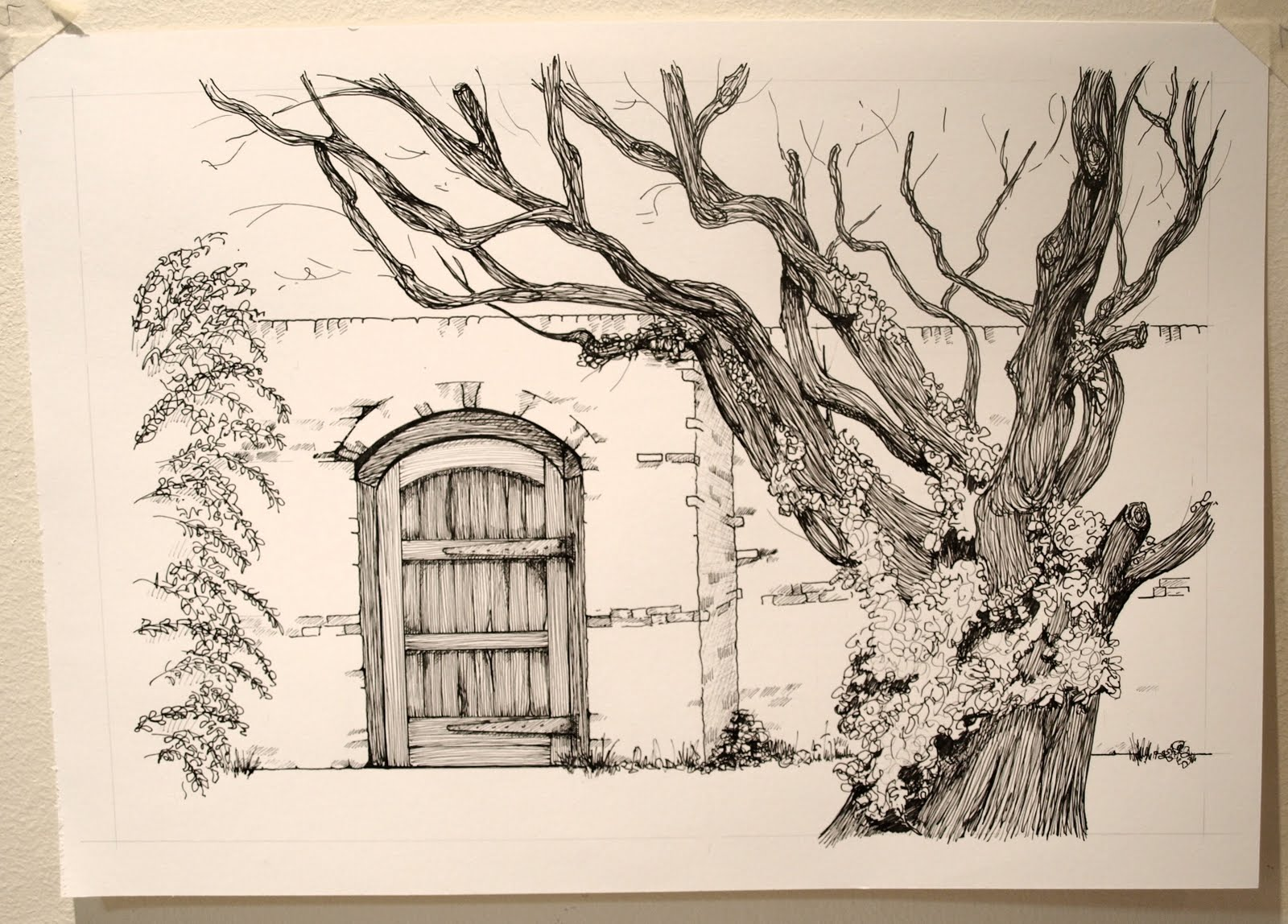 ART OF A NOMAD: Secret Garden