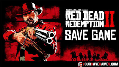 Red Dead Redemption 2  100% Save Game PC
