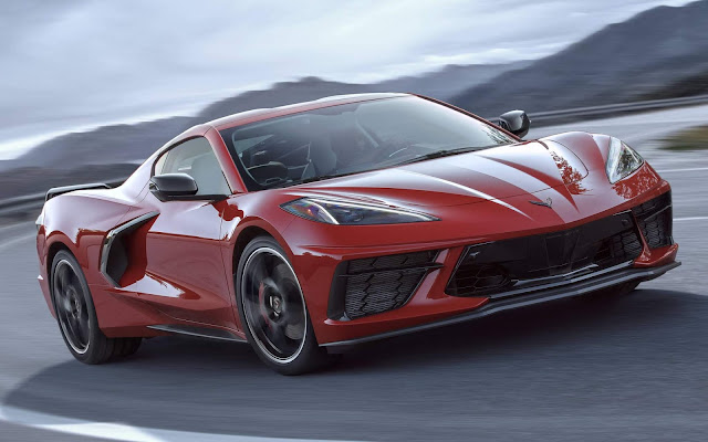 Corvette Stingray 2020