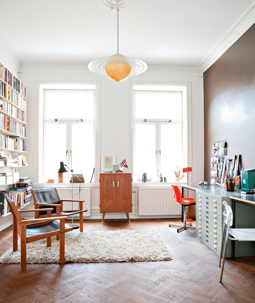 Modern Home Decor: Modern And Eclectic Scandinavian Homes