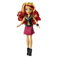 My Little Pony Equestria Girls Reboot Sunset Shimmer Doll