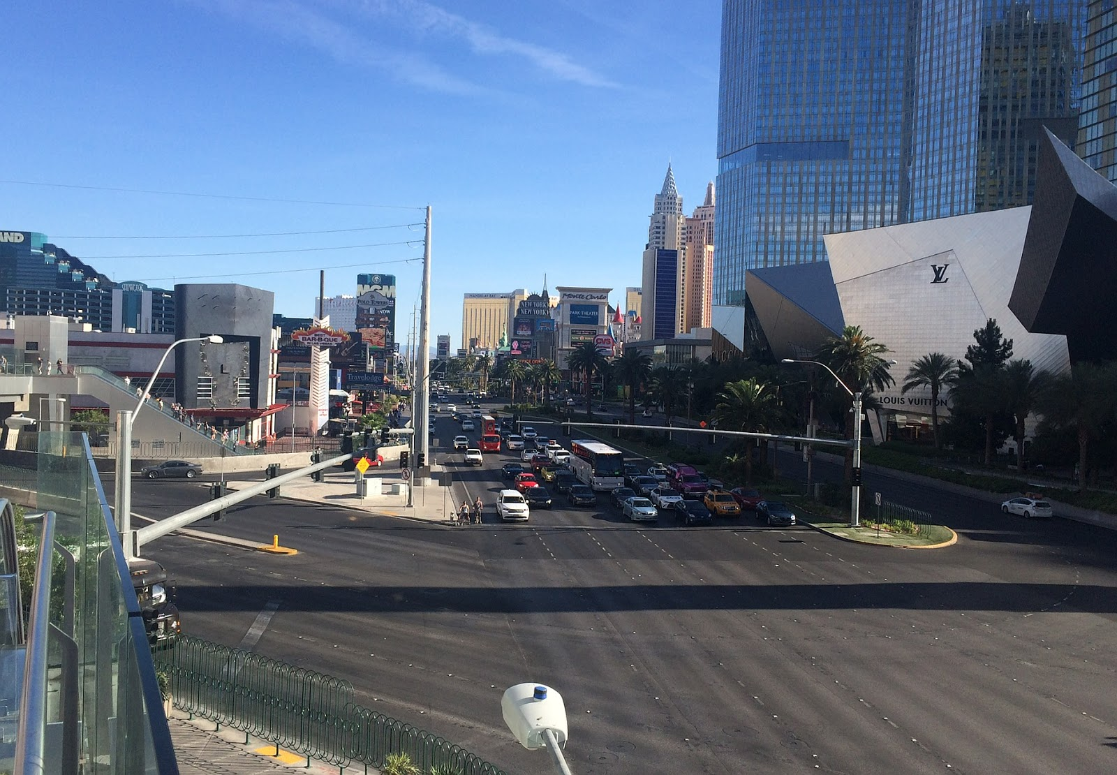Las Vegas - view of the city