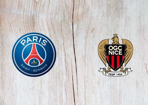 PSG vs Nice -Highlights 13 February 2021