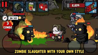 Download Zombie Age 3 MOD Apk 1.3.5