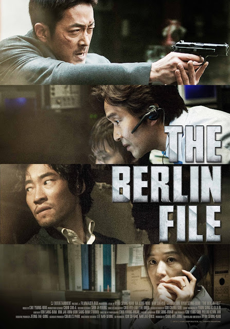 Sinopsis The Berlin File (2013) - Film Korea