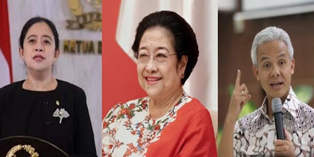 Puan akan Jadi Barrier Ganjar Pranowo untuk Meneruskan Rezim Jokowi