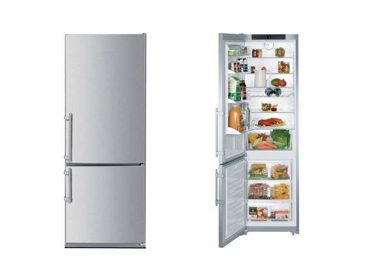 narrow refrigerators for kitchens