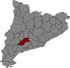 Comarca Conca de Barberà