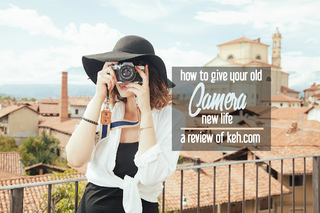 How to Give Your Old Cameras New Life: A Review of KEH.com | CosmosMariners.com