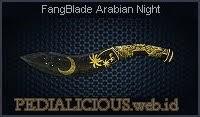 Fang Blade Arabian Night