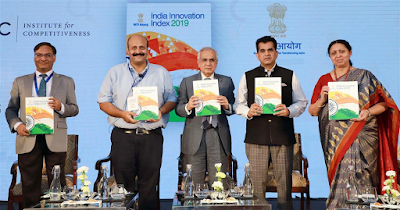 India Innovation Index 2019
