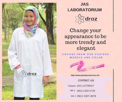 promo jasa bikin seragam jas laboratorium grosiran tahun 2019