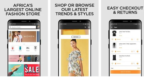 Online Shopping - Fashion