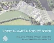 foto cover Keuzes bij water in bebouwd gebied 'Keuzewijzer stadswater'