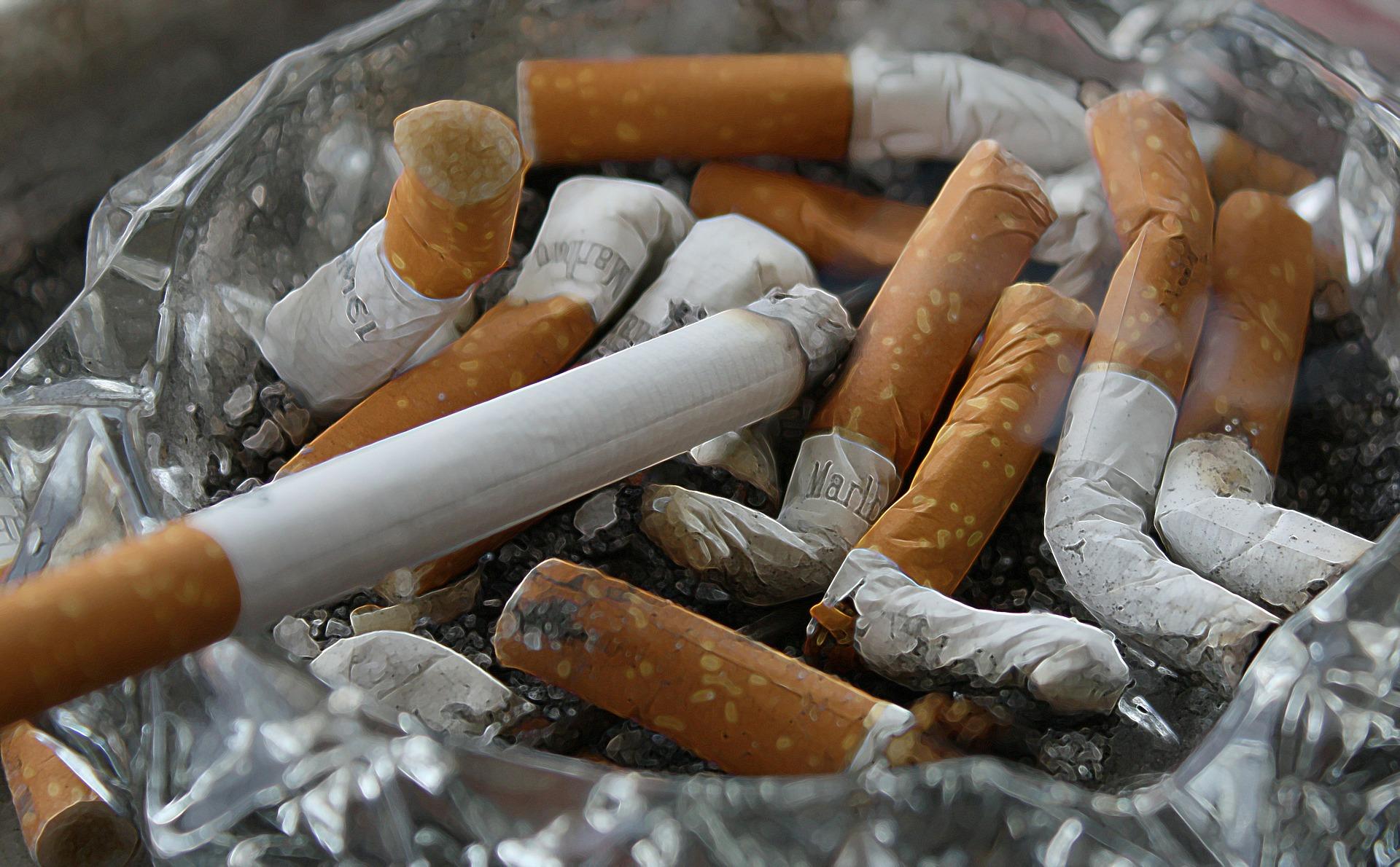 Bahaya Pembakaran Asap Rokok Boleh Menyebabkan Barah Paru-Paru