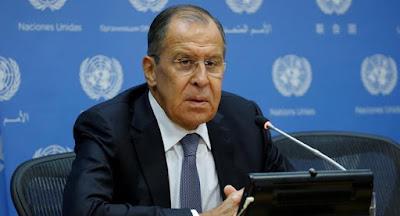 Лавров повідомив про готовність Росії обмінятися послами з Україною