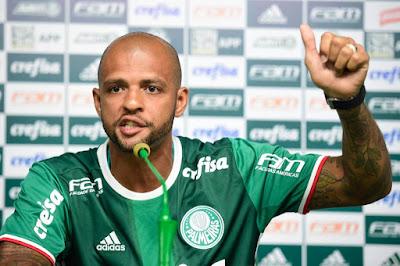 Polêmica entre Palmeiras e Felipe Melo