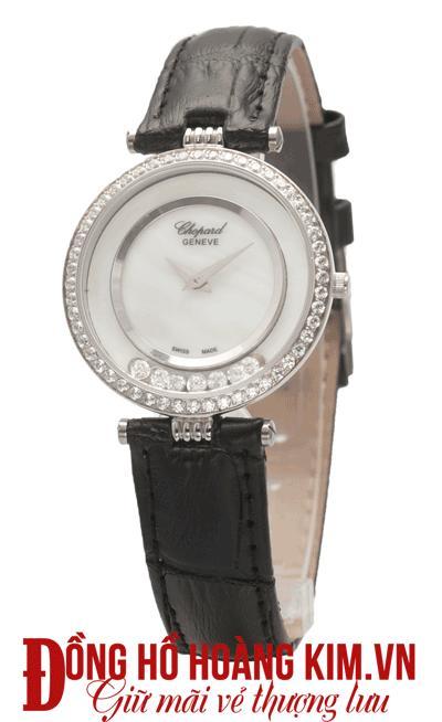 đồng hồ chopard nữ dây da giá rẻ