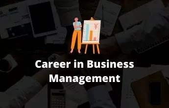 a career in business management