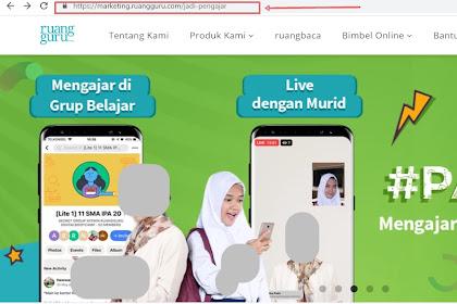 Cara Mendaftar Menjadi Pengajar DigitalBootCamp Ruang Guru