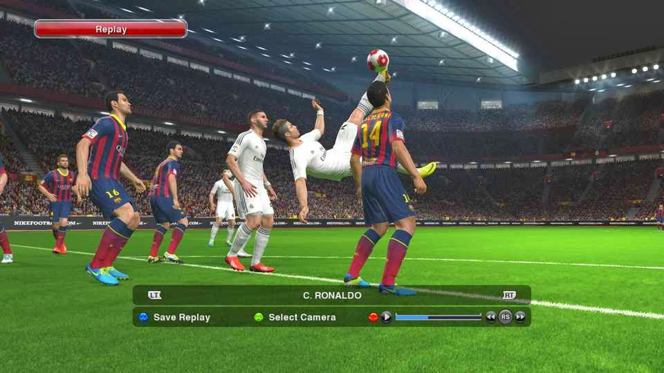 Pro Evolution Soccer 2014 System Requirements | pc-android