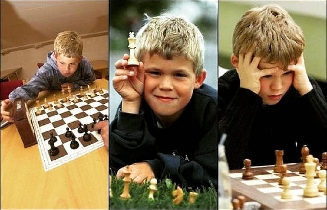 Biodata Magnus Carlsen