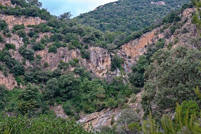 Водопад Salt de Gualba