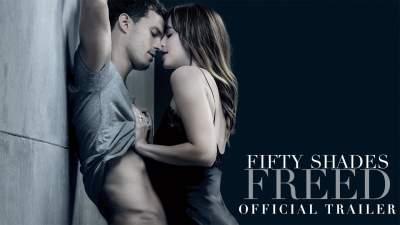 Fifty Shades Freed 2018 Dual Audio 480p Full Movies Hindi BluRay