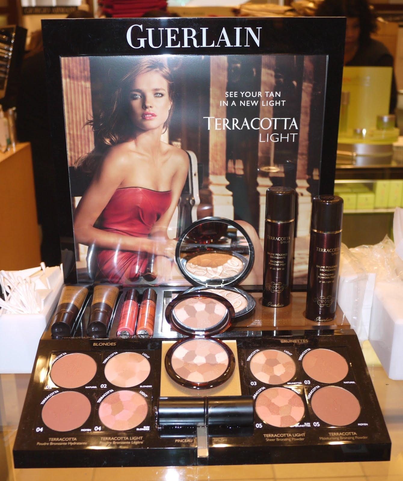 Best Things in Beauty: Guerlain Terracotta Blush Sun ...