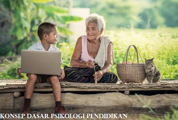 Konsep Dasar Psikologi Pendidikan