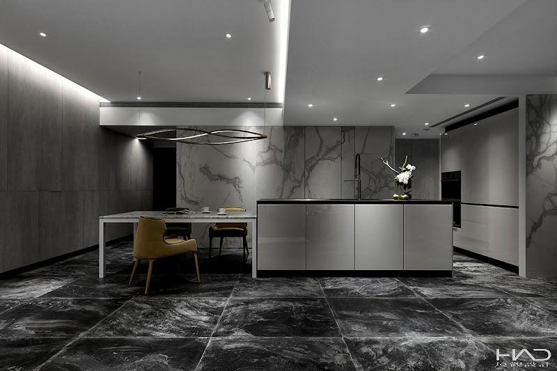 打造純粹之境:善用不同材質的底蘊,體現居家生活的簡單優雅
