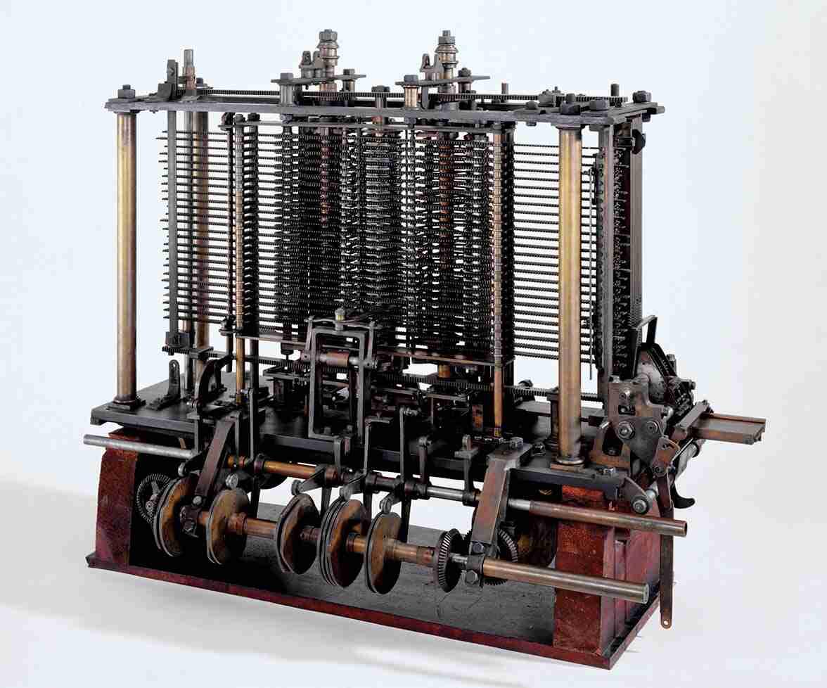 Babbage's Analytical Engine - 1833 & Turing Machine – 1936