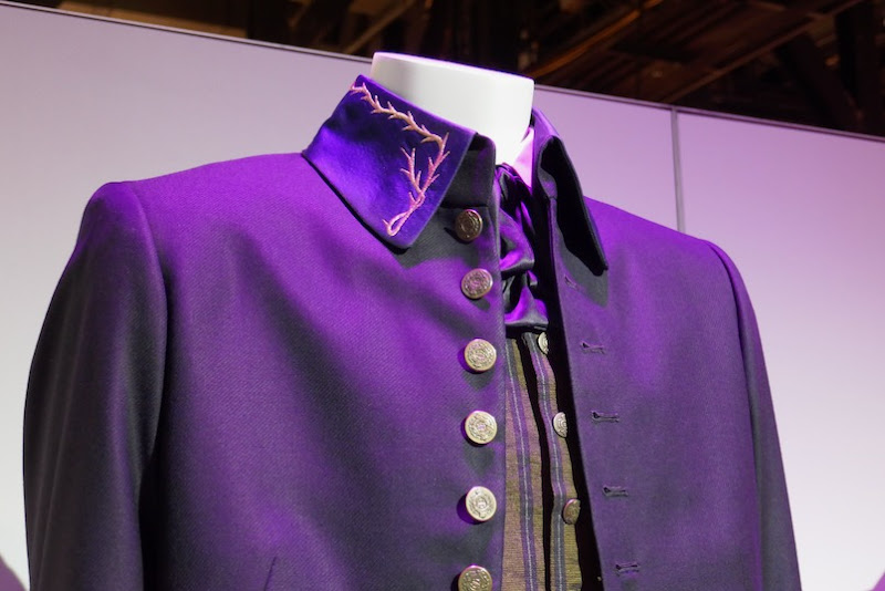 Haunted Mansion Ramsley butler costume detail