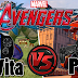 PS Vita Lego Marvels Avengers vs. PS4 Lego Marvels Avengers