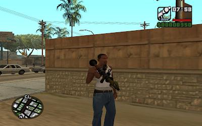 GTA San Fortnite Weapon Pack Free Download