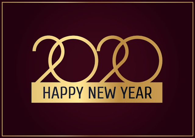 Happy New Year 2020 Images, Wallpapers 26