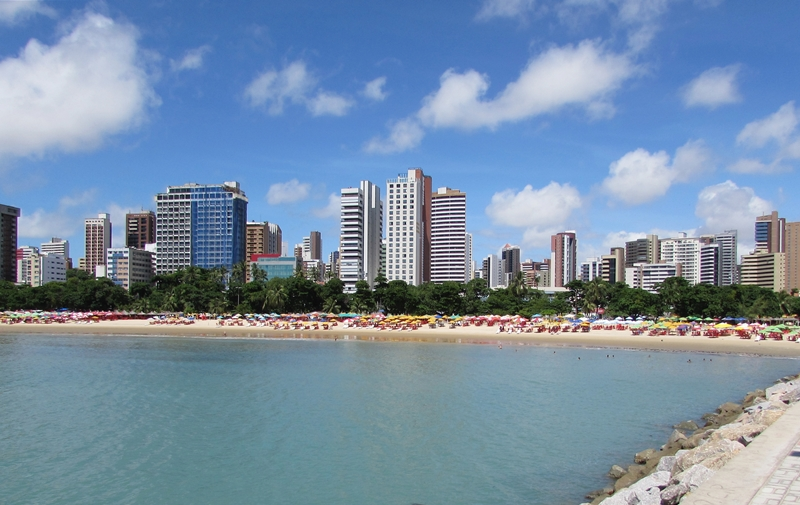 Onde ficar em Fortaleza: Praia de Iracema; Meireles;Mucuripe ou Praia do Futuro