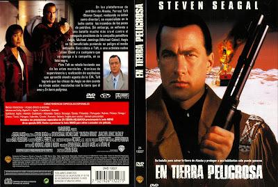Carátula dvd: En tierra peligrosa (1994)