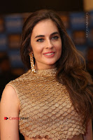 Actress Model Sarah Hopkins Latest Pos in Lehenga Choli at SIIMA Short Film Awards 2017 .COM 0226.JPG