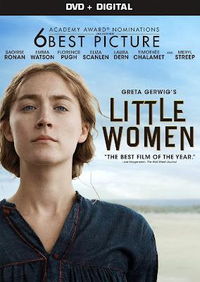 Little Women [2019] [DVD R1] [Latino]